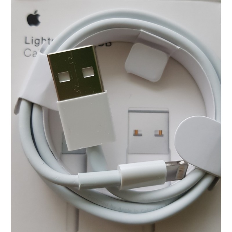 iPhone lightning to USB 1m kábel
