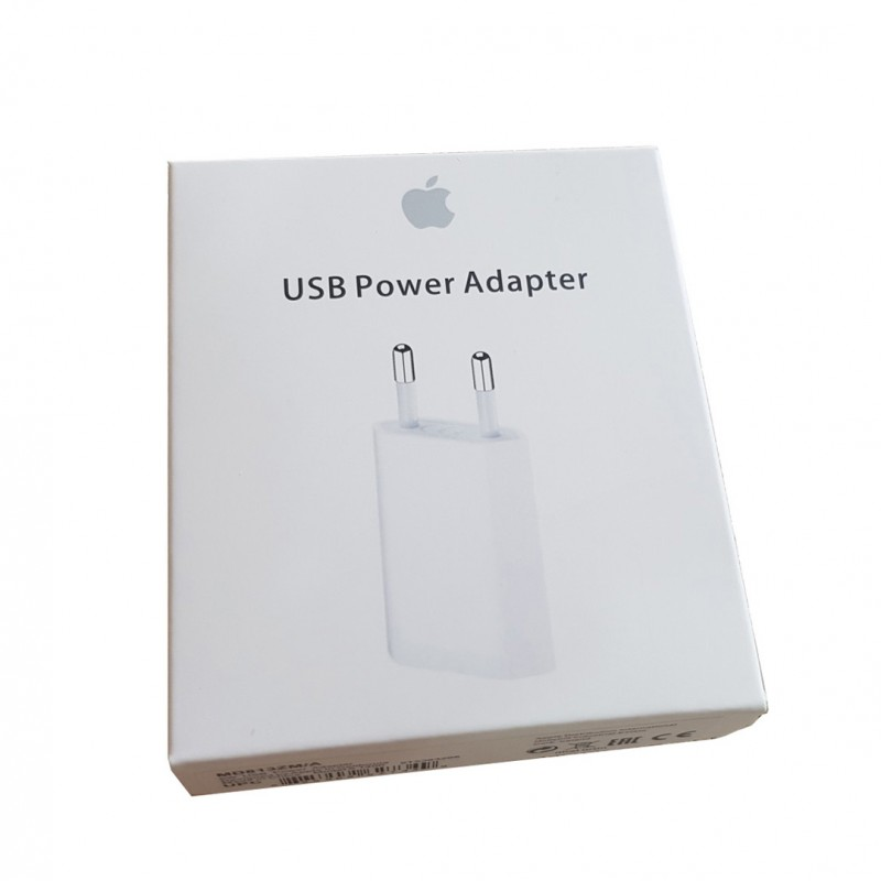 Apple USB-s hálózati adapter 5 wattos