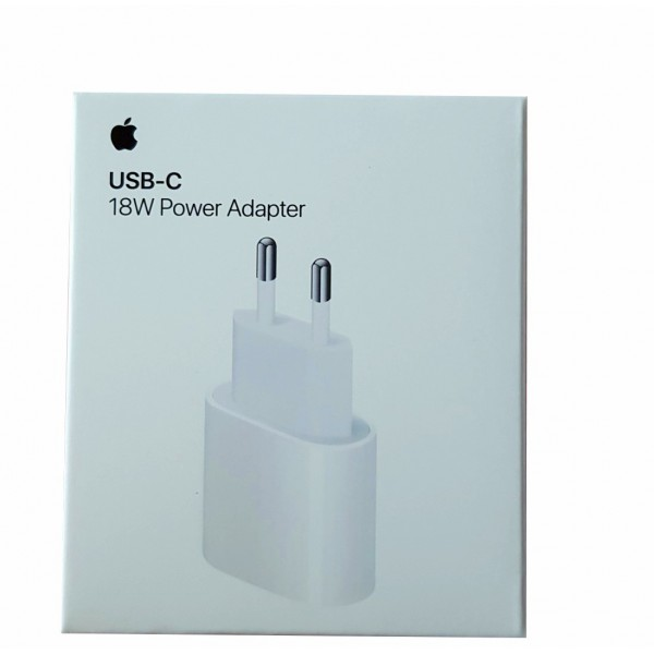 iPhone 18 wattos USB-C hálózati adapter
